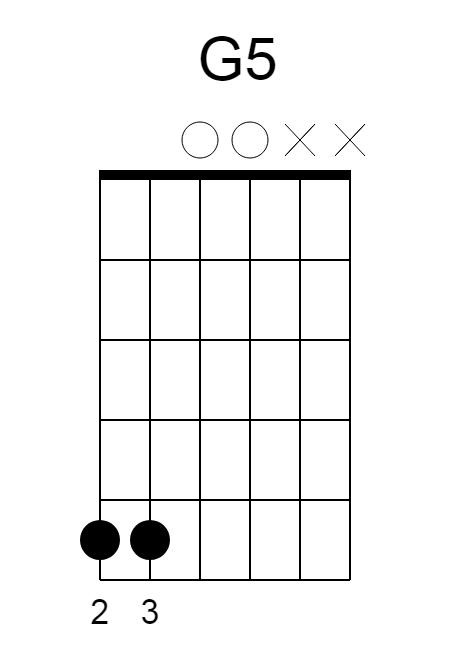 G5-chord
