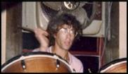 Kevin Perry at  Morgans, 1977